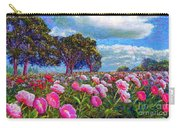 Peony Heaven Carry-all Pouch