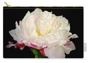 Peony In Repose Carry-all Pouch