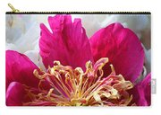Peony Painterly Carry-all Pouch