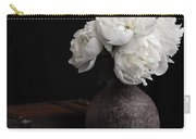 Peony Still Life Carry-all Pouch