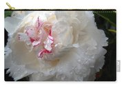 Peony Tears Carry-all Pouch