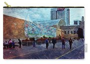 People As A Painting Carry-all Pouch
