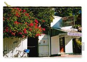 Pepes In Key West Florida Carry-all Pouch by Susanne Van Hulst