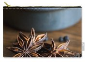 Pepper And Spice Carry-all Pouch by Anne Gilbert