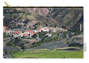 Pepperdine University On A Hill Carry-all Pouch