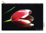 Peppermint Tulip Carry-all Pouch