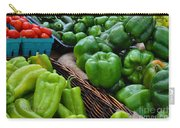 Peppers From The Farm Nj Carry-all Pouch