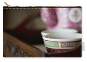 Peranakan Tea Set Carry-all Pouch