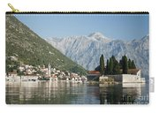 Perast In Kotor Bay Montenegro Carry-all Pouch