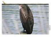 Perching Cormorant Carry-all Pouch