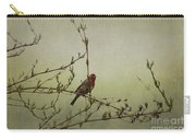 Perching Finch Carry-all Pouch