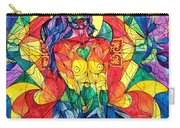 Perfect Mate Carry-all Pouch by Teal Eye  Print Store