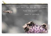 Perfect Moment Carry-all Pouch