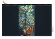 Perfect Pineapple Carry-all Pouch by Eloise Schneider