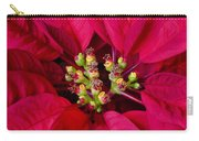 Perfect Poinsettias Carry-all Pouch