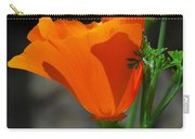 Perfect Poppy Carry-all Pouch