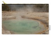 Perforated Pool In West Thumb Geyser Basin Carry-all Pouch