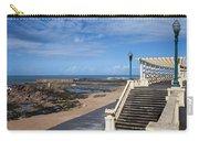 Pergola Da Foz At Praia Do Molhe Beach In Porto Carry-all Pouch