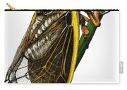 Periodical Cicada Carry-all Pouch