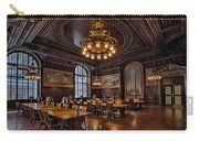 Periodicals Room New York Public Library Carry-all Pouch