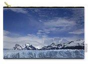 Perito Moreno Glacier And The Andes Carry-all Pouch