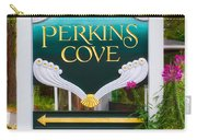 Perkins Cove Sign Carry-all Pouch