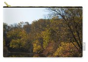 Perkiomen Creek In Autumn Carry-all Pouch