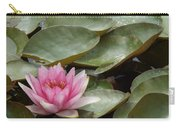 Perky Lily Carry-all Pouch