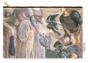 Perseus And The Sea Nymphs, C.1876 Carry-all Pouch