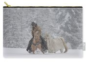 Persevere Through All Carry-all Pouch by Diane Bohna