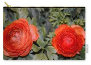 Persian Buttercups Carry-all Pouch