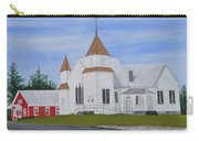 Peru Congregational Church Carry-all Pouch