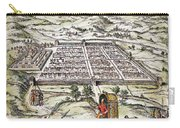 Peru: Cuzco, 1572 Carry-all Pouch