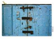 Peruvian Door Decor 8 Carry-all Pouch