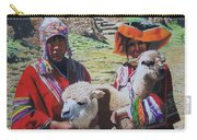 Peruvians Carry-all Pouch