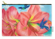 Petal Passion Carry-all Pouch