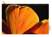 Petals And Sun Carry-all Pouch