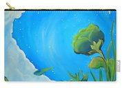 Petals Drifting Carry-all Pouch