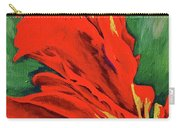 Petals Of Fire Two Carry-all Pouch