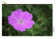 Petals Of Purple Carry-all Pouch