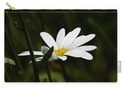 Petals Of White Carry-all Pouch