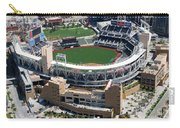 Petco Park San Diego Ca Carry-all Pouch by Bill Cobb