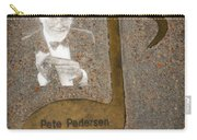 Pete Pedersen Note Carry-all Pouch