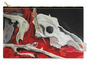 Pete The Skull Carry-all Pouch