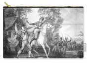 Peter Francisco (c1760-1831) Carry-all Pouch