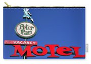 Peter Pan Motel Carry-all Pouch
