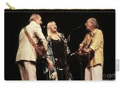 Peter Paul And Mary Carry-all Pouch