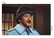 Peter Sellers As Inspector Clouseau  Carry-all Pouch