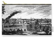 Petersburg, Virginia, 1856 Carry-all Pouch