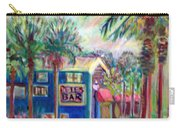Pete's Bar In Neptune Beach Carry-all Pouch